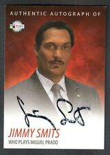 DEXTER SEASON 3 Breygent AUTOGRAPH CARD by JIMMY SMITS as Miguel Prado SDCC ONLY
