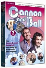 CANNON AND BALL The Complete Third Series 3. New sealed DVD.