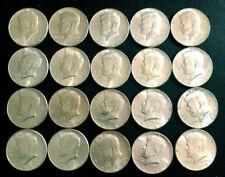 1964 BU ROLL of 20 - 90% KENNEDY SILVER HALF DOLLAR