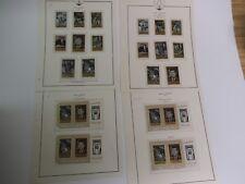 Umm Al Qiwain 1965 & 1966 Overprints, Jfk Memorial Singles & Souvenir Sheets