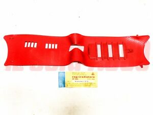 Panel Cover Radiator Mp Grill Fiat 128 Model 1974 Red Accessory