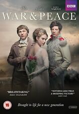 War and Peace - TV MiniSeries DVD BBC Period Drama