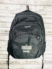 The Tour Championship Nike Golf Air Max Utility Black Rare Backpack