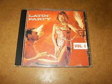 CD (LP 001) - various artists - LATIN PARTY Vol.1