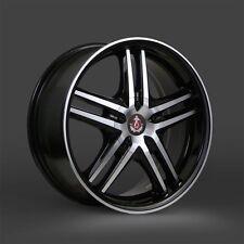 """4 x 17"""" AXE EX5 ALLOY WHEELS  VW BEETLE BORA GOLF AUDI A1 SEAT SKODA"""