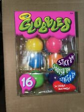 Crayola Globbles 16 Pack Count Squish Toys Tik Tok Ships Fast