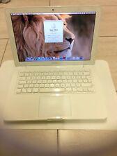 "apple MacBook A1342 13.3"" Laptop - late 209 6gb 500 hd"