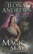 Magic Slays-Ilona Andrews
