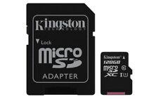 Memoria microSD 128GB Kingston Canvas Cl10 Uhs-i Adap