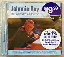 JOHNNIE RAY - The Ultimate Collection (40 Track, 2CD Set) ULTRA RARE!!!