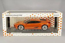 BMW Genuine Model Car M1 Hommage Concept Orange  Scale 1:18 80432413752