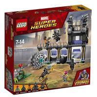 LEGO Marvel Super 76103 Corvus Glaive Thresher Attack NIB Factory Sealed