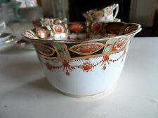 Antique Reid & Co Roslyn China Sugar Bowl - 2987