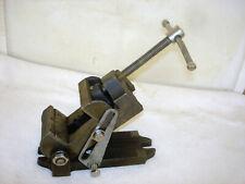 """Vintage ERON 2-1/2"""" Industrial Benchtop -Drill Tilt Vise  - P250BA / 363"""