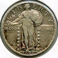 1926 Standing Liberty Quarter - Philadelphia Mint - AH171