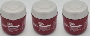Loreal Expert Force Vector Glycocell  Masque 75 ml /2.55oz (Pack of  3 )