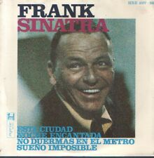 FRANK SINATRA EP Spain 1967 This town +3