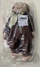 Bearington Monkey Brown Stuffed Animal Name Swings