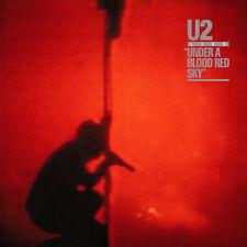 U2 – Live Under A Blood Red Sky Vinyl LP NEW!