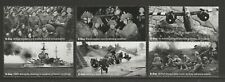 GB 2019 D-Day Normandy Landings Stamps MNH