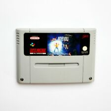 Super Nintendo Game SNES I another world I only Module