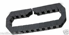 1 Cable drag chain wire carrier 7*7mm R28 1000mm