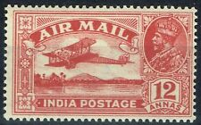 Lightly Hinged Indian Stamps (Pre-1947)