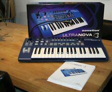 NEU ? NOVATION ? UltraNova digital Modelling Synthesizer Vocoder OVP ?