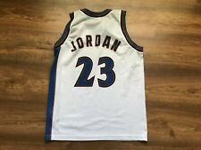 NBA WASHINGTON WIZARDS BASKETBALL SHIRT JERSEY CHAMPION #23 MICHAEL JORDAN