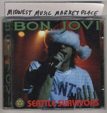 Bon Jovi - Seattle Survivors CD - Tampa FL 1993 - Rare OOP Import - MINT! Prayer
