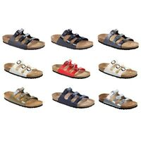 Birkenstock Florida Sandals regular and narrow width different colors