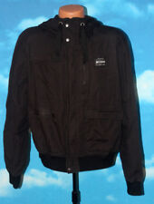 3Sixteen Monsoon M65 Black Ripstop Hooded Purple Stripe Light Large Jacket 316