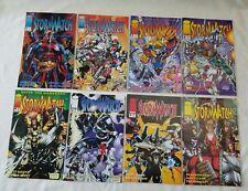Image Comics StormWatch # 0 1 2 3 4 5 6 7 1st Edition Comic Superheros