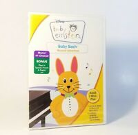 Disney's baby einstein: Baby Bach (DVD 2007) Brand New Factory Sealed!