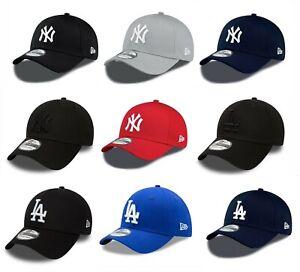 New Era 39Thirty Cap - NY or LA  Basecap  - verschiedene Farben - Flexfitcap