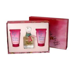 Peace Love By Juicy Couture 3 Pcs Gift Set