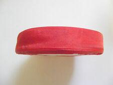 10 M organza ruban-env. 20 mm-Rouge