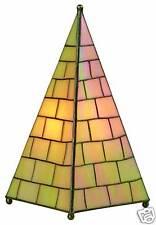 NEU Echt-Glas Tiffany Tischleuchte Kiran Dekolampe Fensterbeleuchtung Dekoration