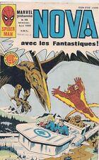 BD--LUG--NOVA AVEC LES FANTASTIQUES N° 99--AVRIL 1986