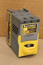 BUSSMAN OPM-1038 (LOT OF 2) OVERCURRENT PROTECTION MODULES