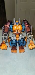 Transformers Beast Wars Optimal Optimus Incomplete with 3D printed weapon