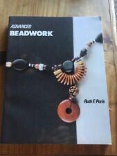 Advanced Beadwork (Beadwork Books)-Excellent Condition Ruth F.Poris