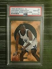1995-96 E-XL Natural Born Thrillers Anfernee Hardaway #6 (PSA 10)