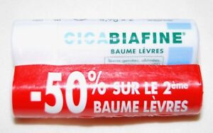 From France! Cicabiafine Moisturizing Lip Balm Stick Set of 2 Free Ship from US