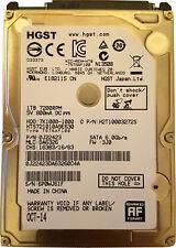 "HGST 1 TB 7200 RPM 2.5"" HTS721010A9E630 SATA Internal Hard Drive"