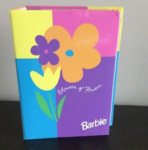 Barbie Hardcover Photo Album - Mattel - Girl's Picture Book 1998