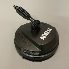 More details for titan pressure washer patio surface cleaner attachment - used
