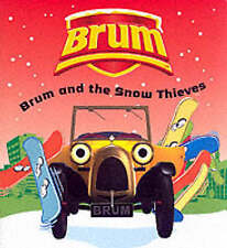 Brum and the Snow Thieves-ExLibrary