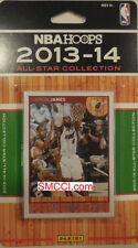 Cromos de baloncesto de coleccionismo LeBron James