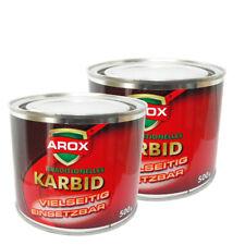 1Kg Karbid Calciumcarbid große Steine für hohe Gasentwicklung und lange Wirkung